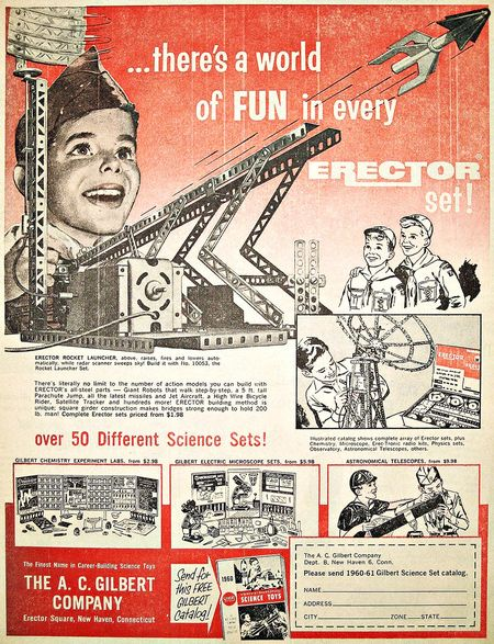 Boyslife-erectorset