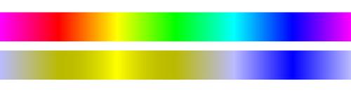 Tri-bi-color