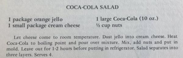 Cocacolasalad