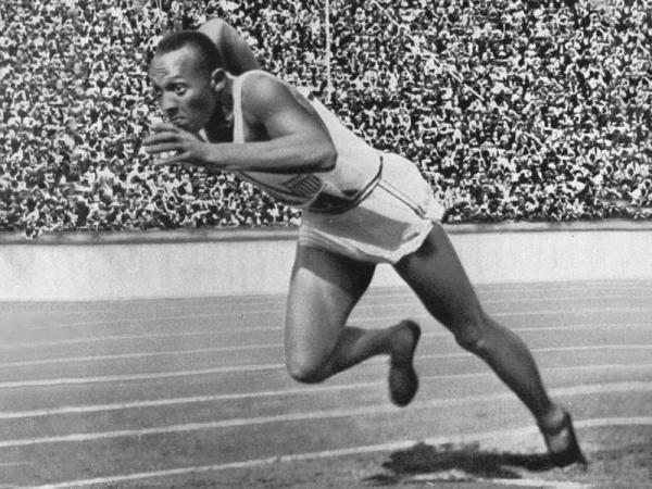 Jesse-Owens-Olympics 1936
