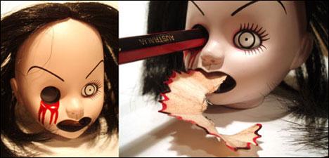Dollheadpencilsharpener