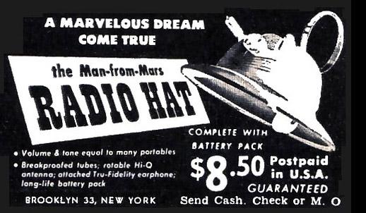 Radiohat