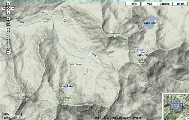 tingilinde: bumps and valleys
