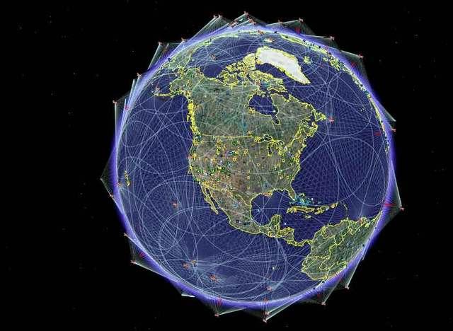 Tingilinde Satellites In Google Earth - Google earth satellite